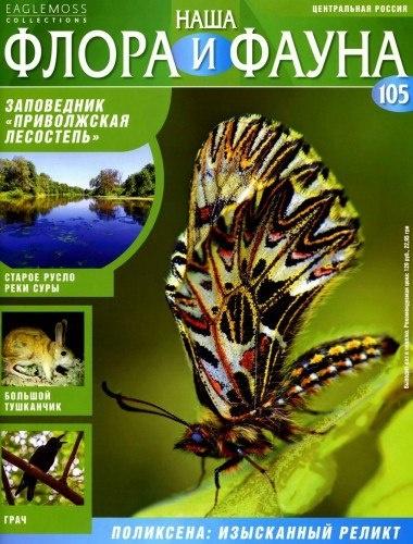 Журнал: Наша флора и фауна №105 (2015)