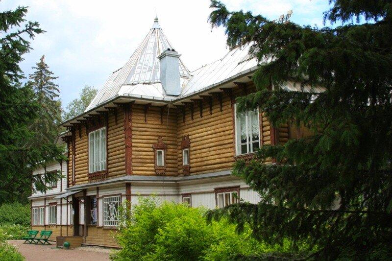 Дом Репина