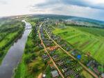 Река Молога. Деревня Фабрика. 1