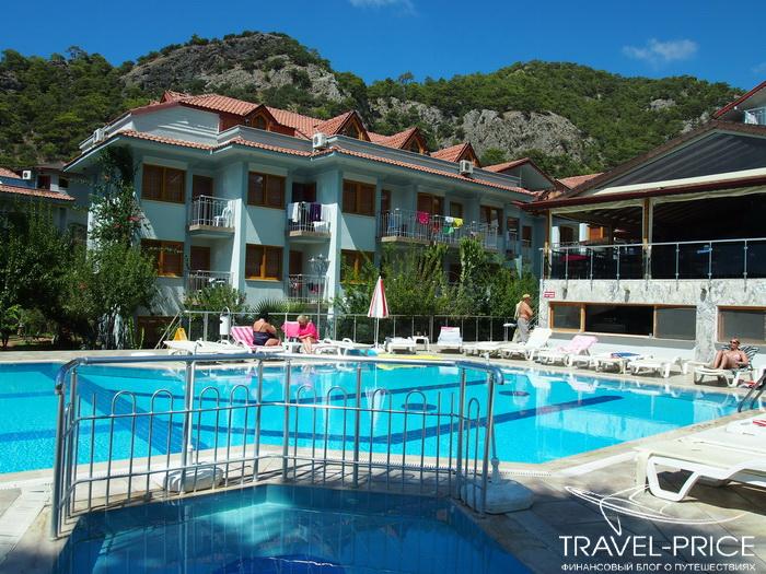 Отель Дориан - достойное место для следующего отпуска