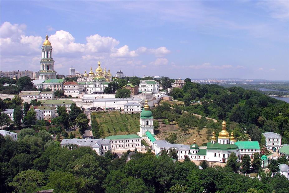 Украина - Киево-Печерская Лавра
