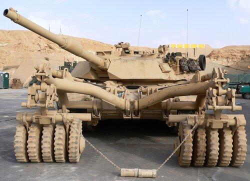 ВМС США поставляют новые амфибии способные перевозить М1А1 Abrams