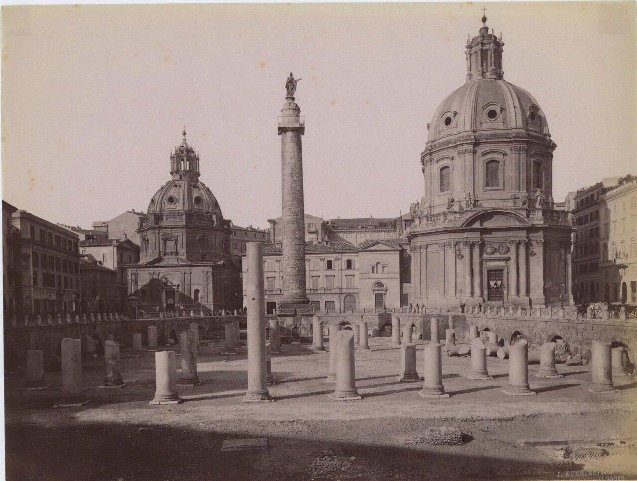 Форум Траяна и колонна Траяна