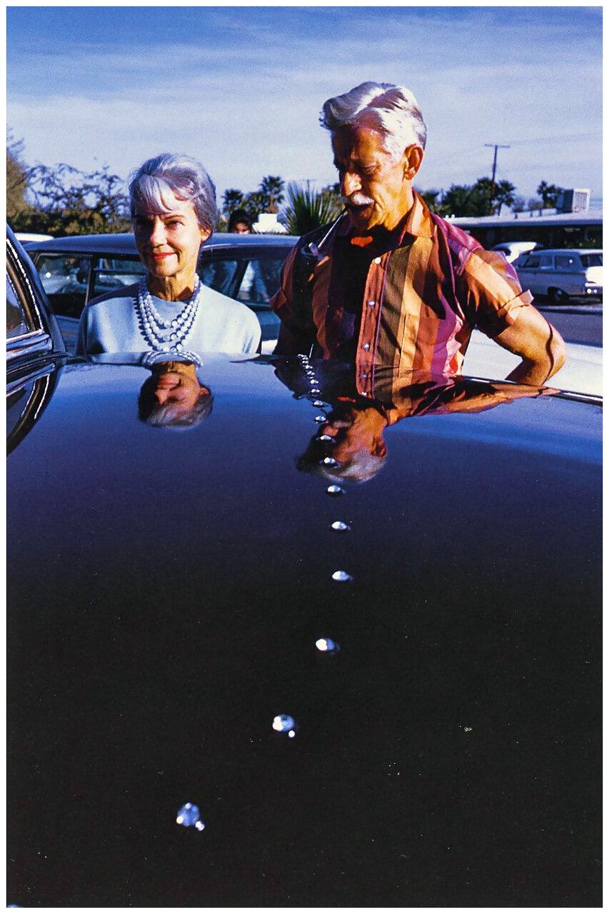 1960. Палм-спрингс