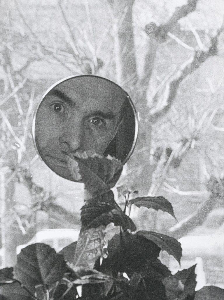 1953. Автопортрет