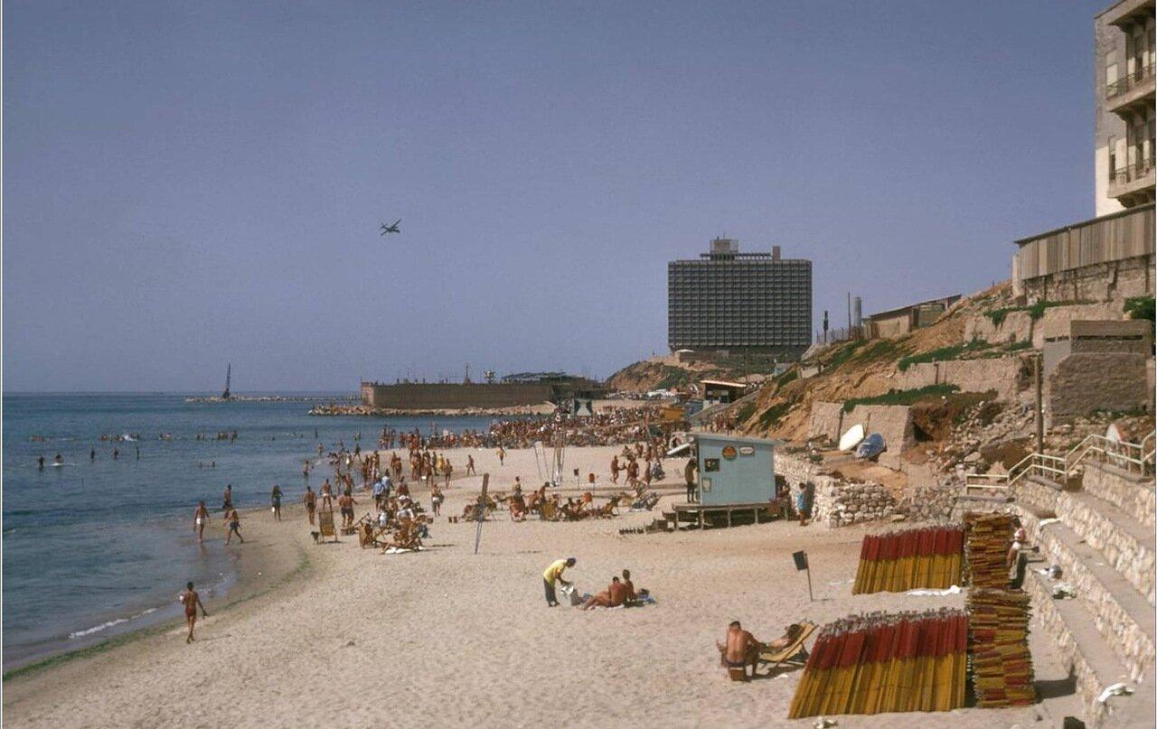 11. Пляж
