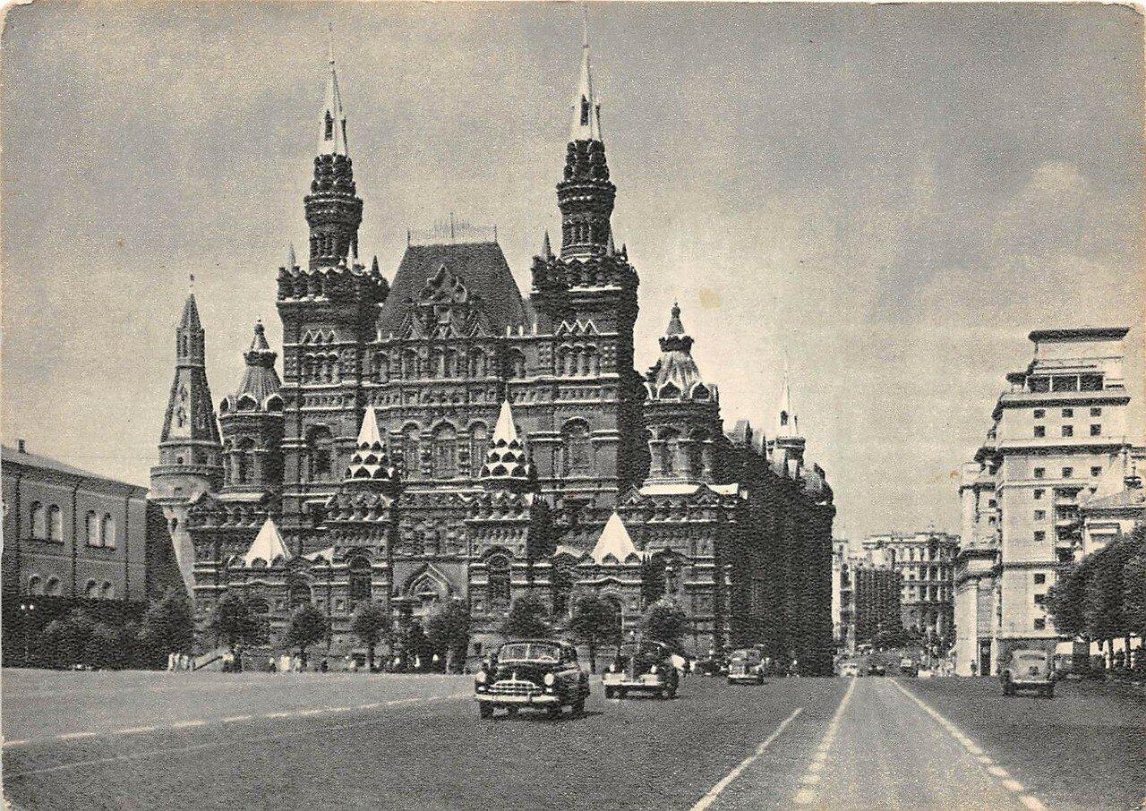 1955. Красная площадь