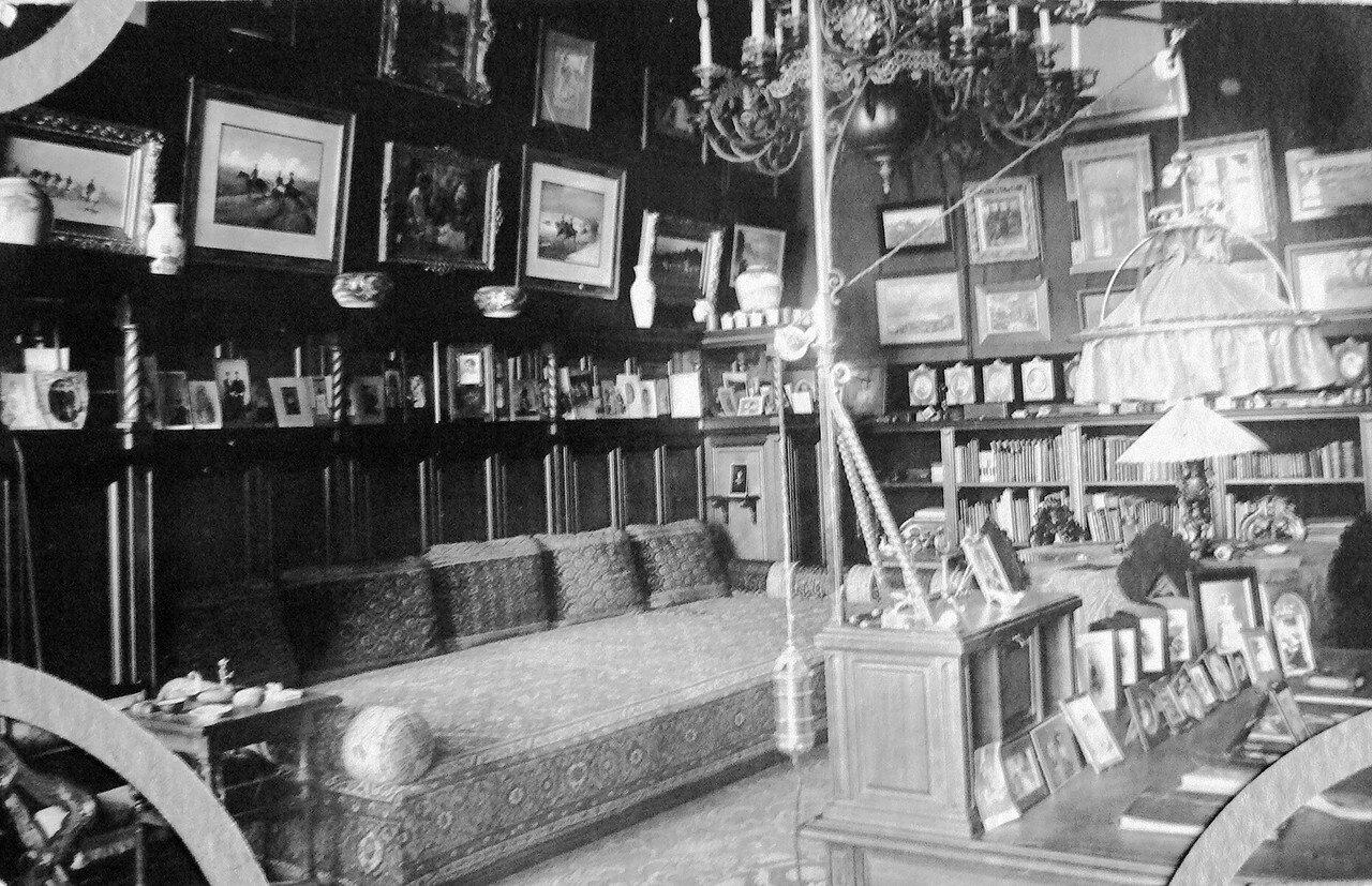 Рабочий (старый) кабинет Николая II