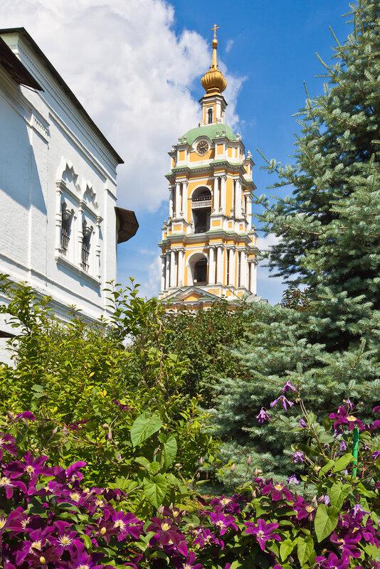 Умиротворение - Новосспасский монастырь
