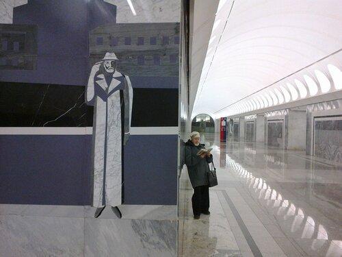 станция Достоевская