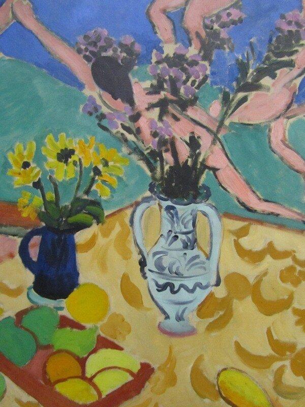 """Матисс. Фрукты, цветы, панно """"Танец"""""""
