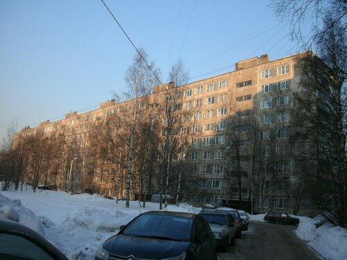ул. Подвойского 50к2