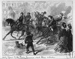 Вестовые ЦК Национальной гвардии, 18 марта 1871 года