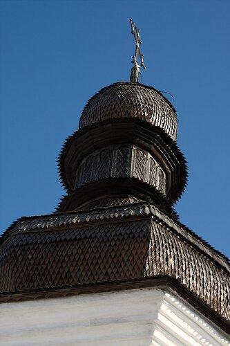Деревянный купол