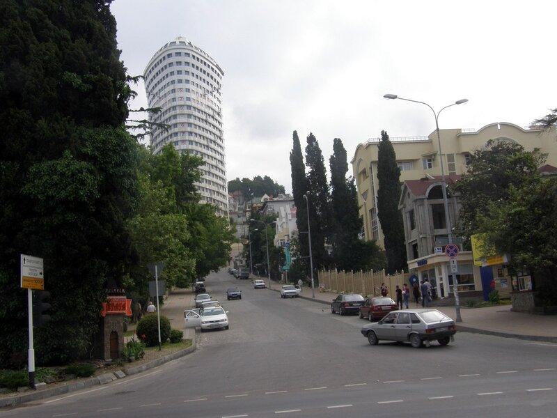фото сочи улицы