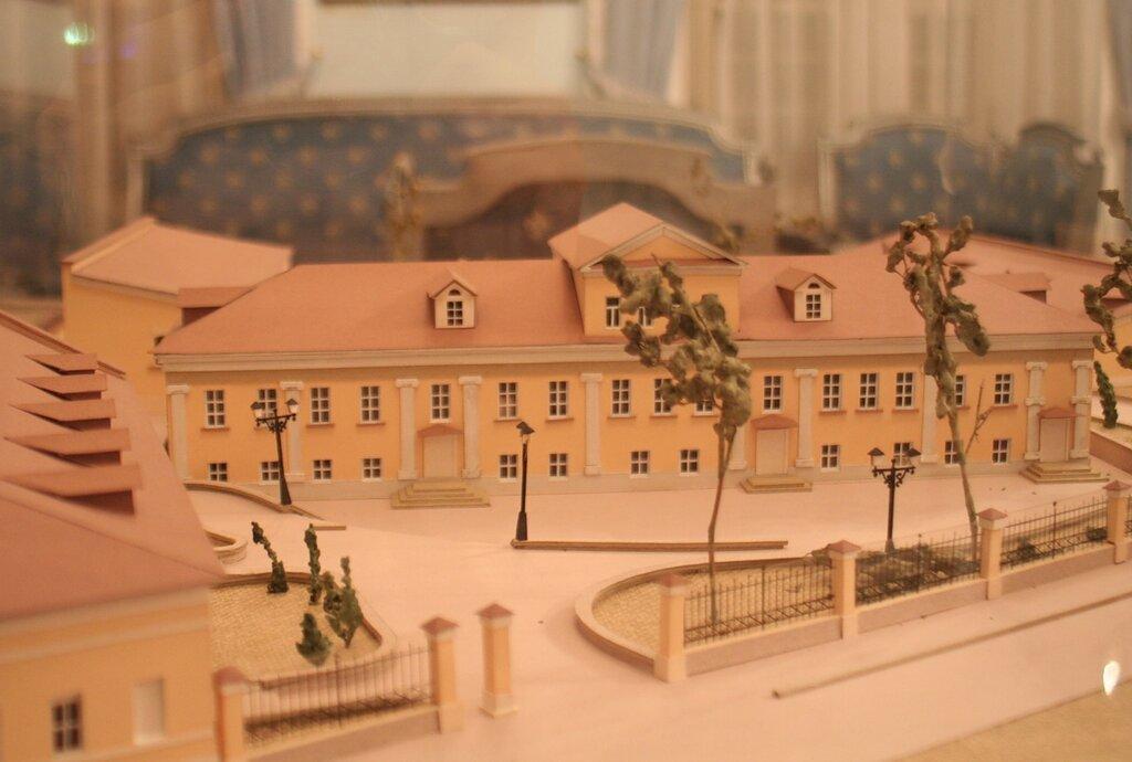 Музей мебели на Таганке.