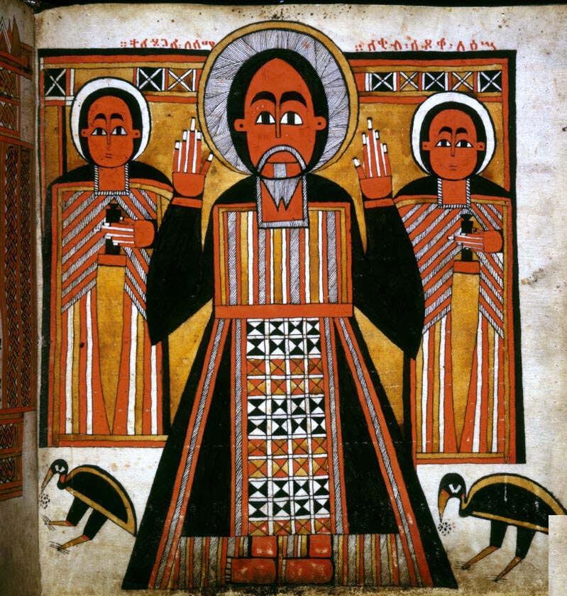 17 ETHIOPIC ST LUKE