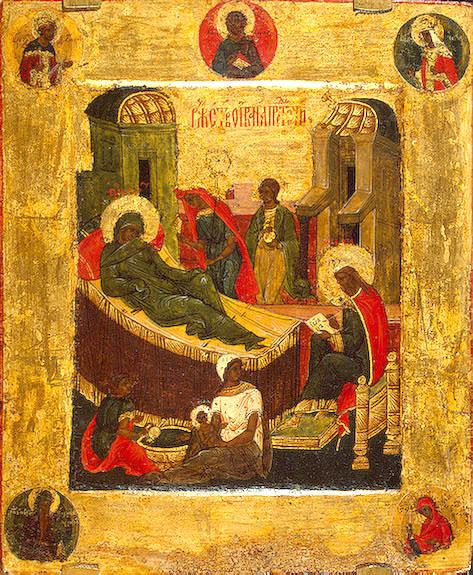 16 UNKN THE BIRTH OF JOHN THE BA