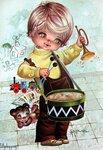 Винтажные открытки от Gallarda 13