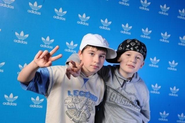 adidas Originals выразил свой респект BATTLE SCHOOL JAM
