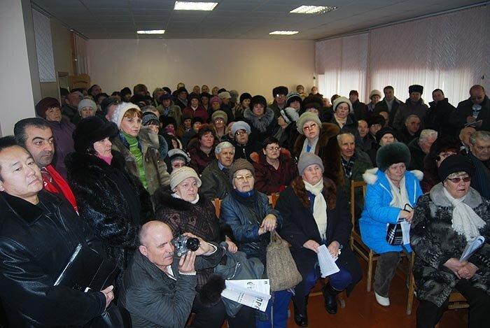 Жители Партизанска требуют отставки мэра