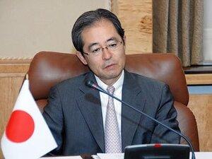 Посол Японии Масахару Коно осмотрит строящиеся объекты саммита во Владивостоке