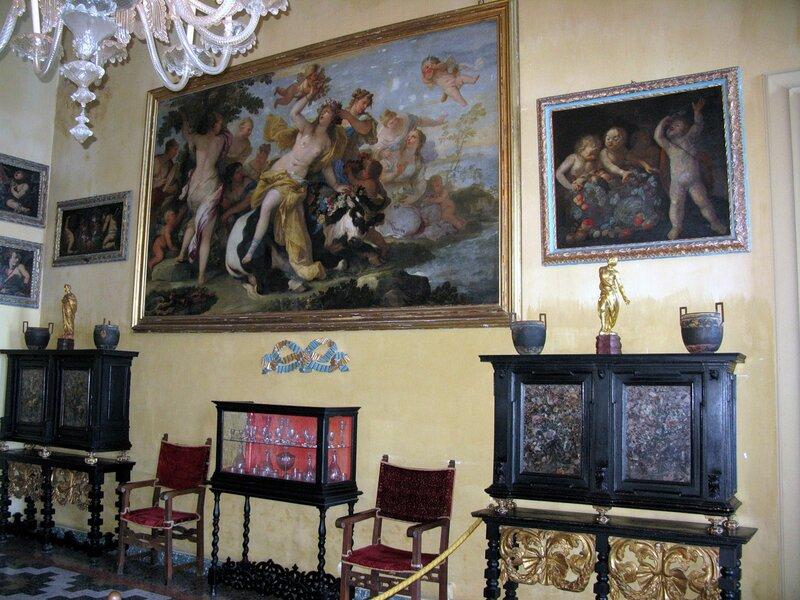 Дворец Борромео