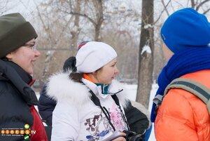 ЧЕМПИОНАТА ГОРОДА БАРНАУЛА ПО ЛЕДОЛАЗАНИЮ 13 ФЕВРАЛЯ 2011 ГОДА