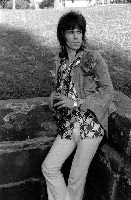 Keith Richards, Monsalvat 1973