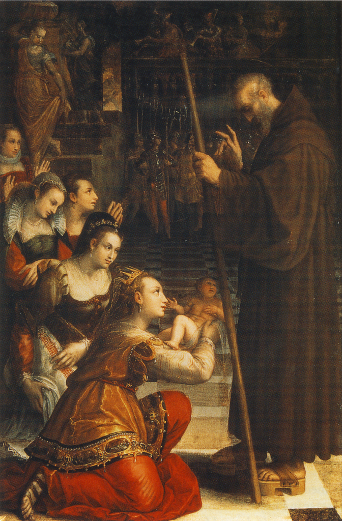 St_Francis_of_Paola_Blessing_the_Son_of_Louisa_of_Savoy 1590.png