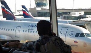 """В """"Шереметьево"""" два самолёта столкнулись крыльями"""