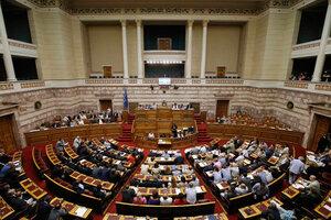 Парламент Греции одобрил договор с кредиторами Европы