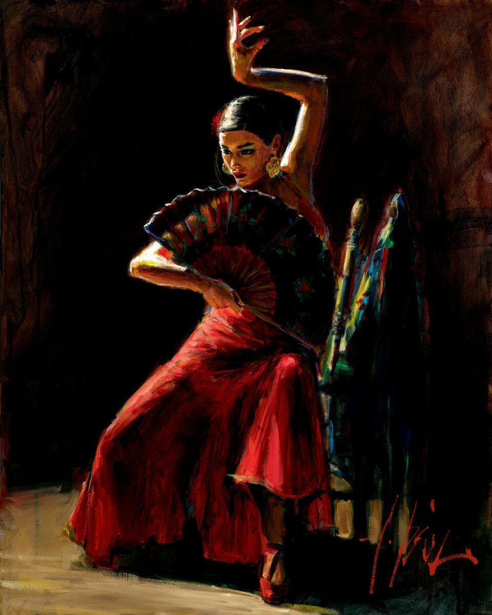 Экстаз фламенко