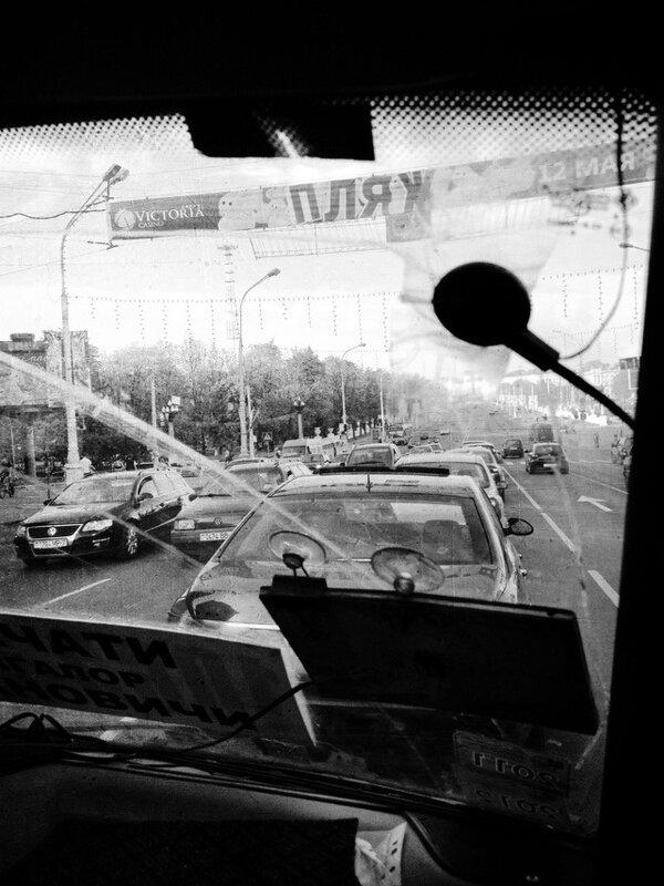Маршрутка Минск