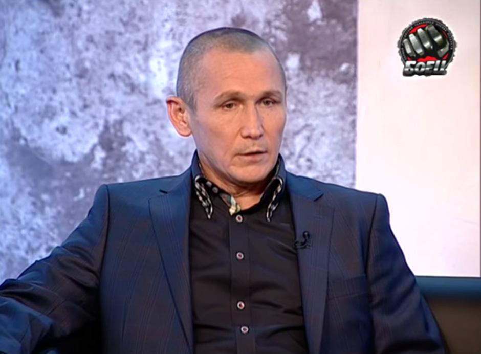Территория бокса - Анатолий Александров