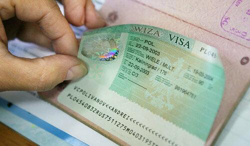Как самому оформить шенгенскую визу