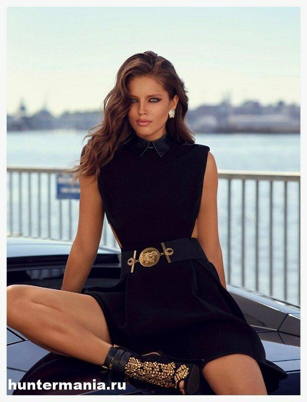 Модель Эмили Дидонато для Vogue Spain