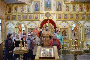 14 сентября в Донском храме праздновалось сразу два события: День памяти святых Муромских князей Петра и Февронии, покровителей семьи и Пятый выпуск приходских трехгодичных Богословских курсов