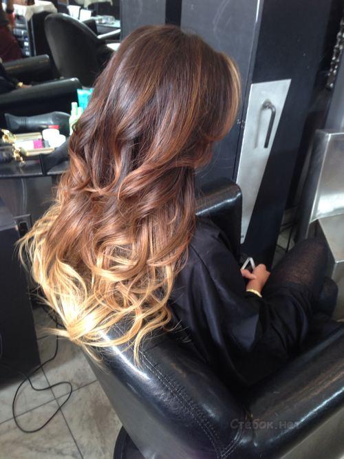Длинные волосы (148 фото)
