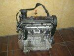 Двигатель CHGA 1.6 л, 102 л/с на VOLKSWAGEN. Гарантия. Из ЕС.