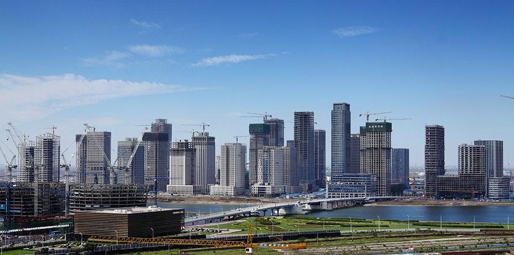 Бетонометры. За 2 года Китай произвел больше цемента, чем США за весь XX век
