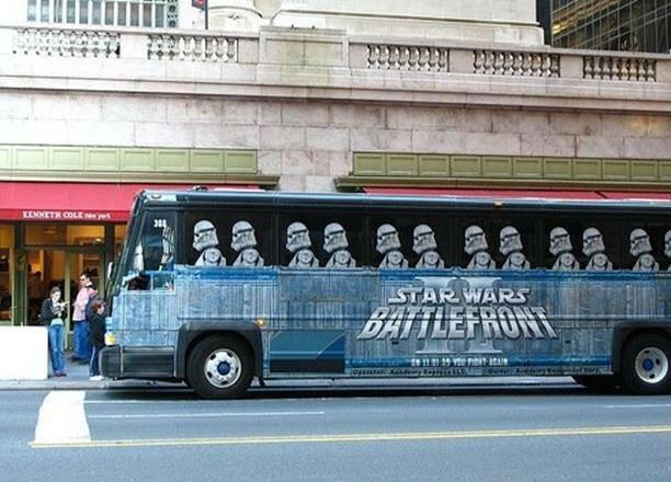 Топ-10 транспортных средств, навеянных фильмом «Звездные войны»