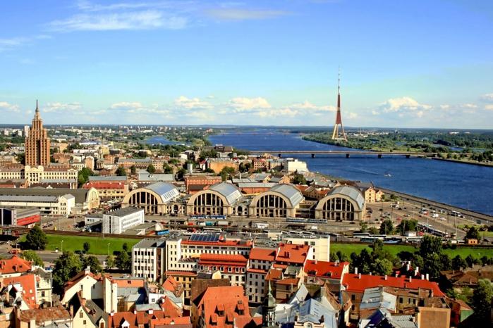 Рига   город для романтичных выходных