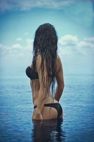 самые красивые девушки вид со спины