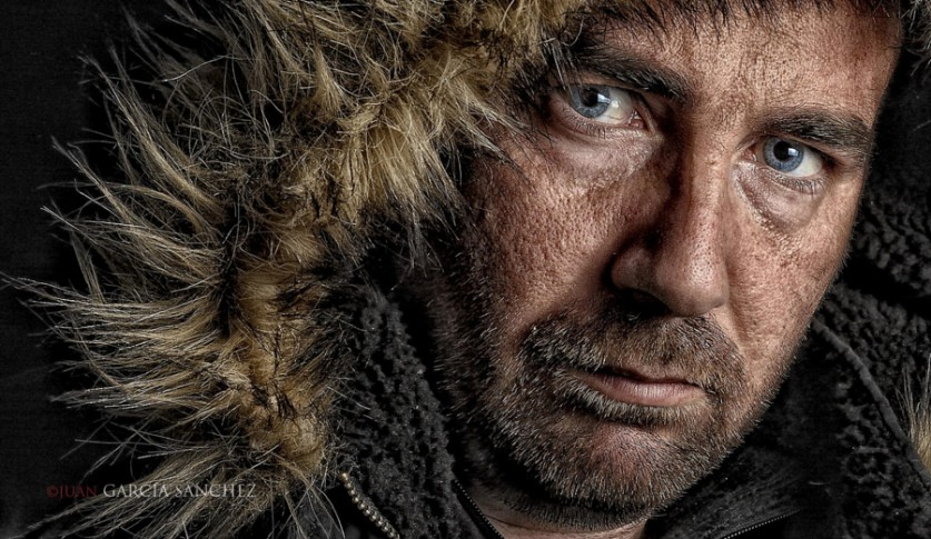 Зимняя кожа. Автор фото: Хуан Гарсия