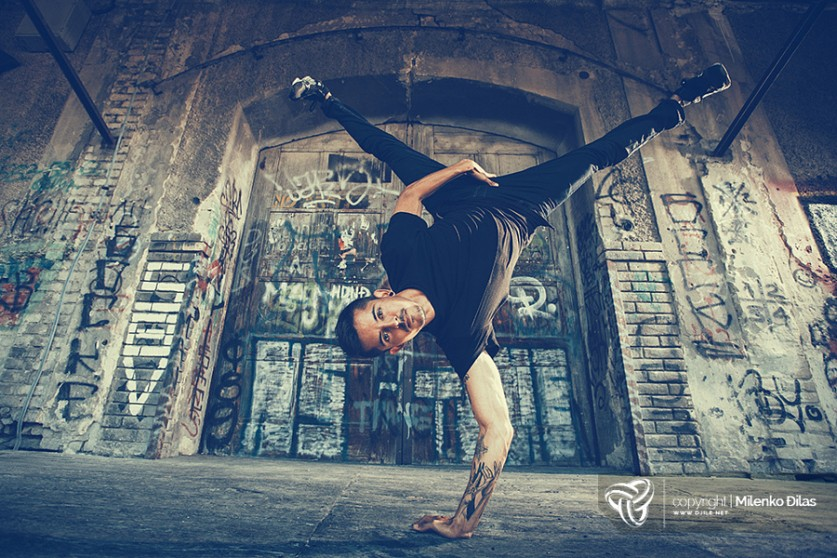 В мире танцевальной фотографии… 35 крутейших фото брейк-данса (35 фото)