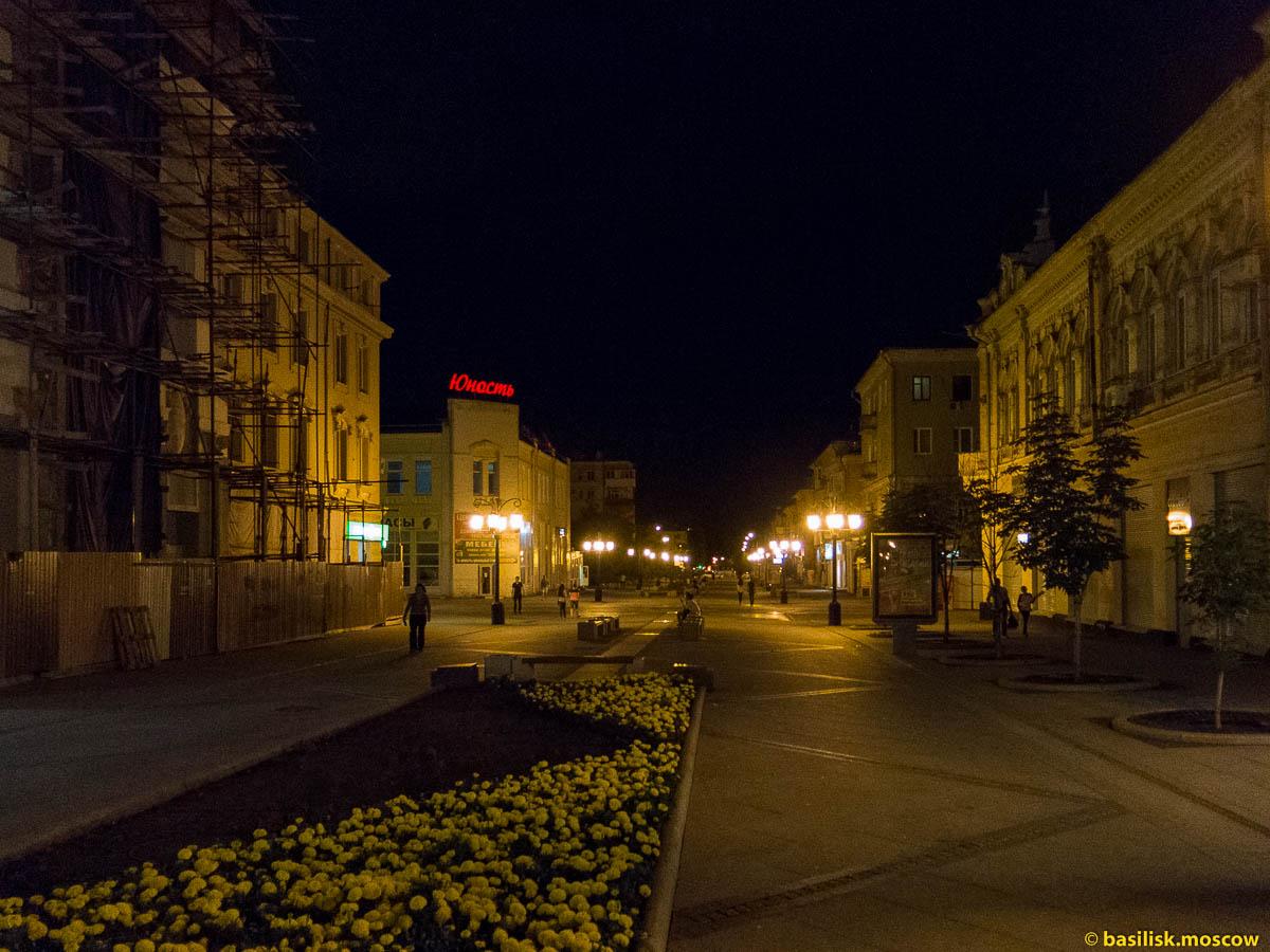 Вечерняя Самара. Июль 2015.