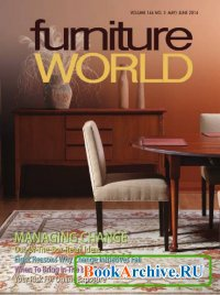 Журнал Furniture World №3 (May-June 2014)