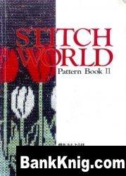 Книга Stitch World Pattern Book II jpg 10,2Мб