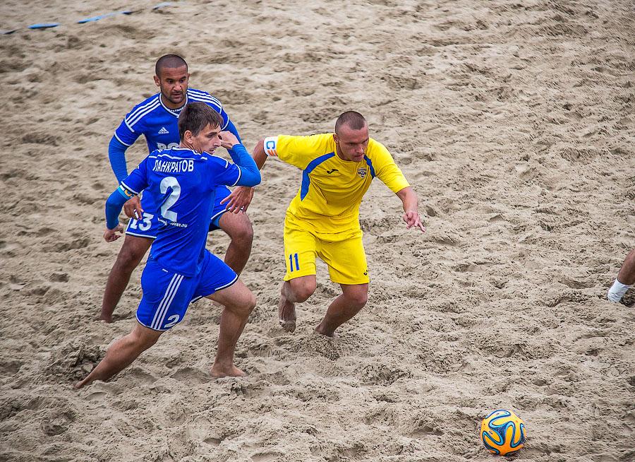 Анапа футбол пляжный фото